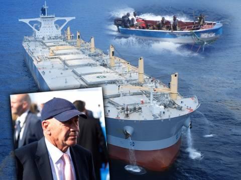 «Σκηνοθετημένη» πειρατεία σε πλοίο Έλληνα εφοπλιστή;