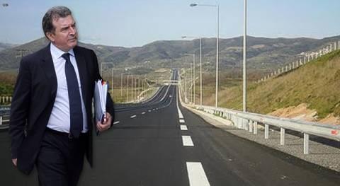 Χρυσοχοΐδης: 4.000 θέσεις εργασίας στην Ιόνια Οδό