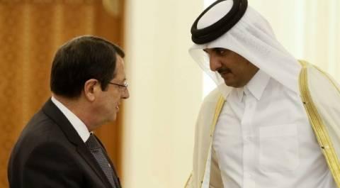 Το Κατάρ ενδιαφέρεται να επενδύσει στην Κύπρο