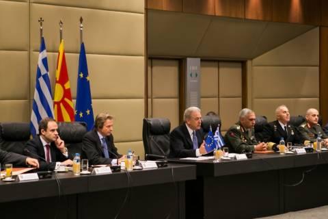 Αβραμόπουλος: Πάγια η θέση της Ελλάδας για τα Σκόπια