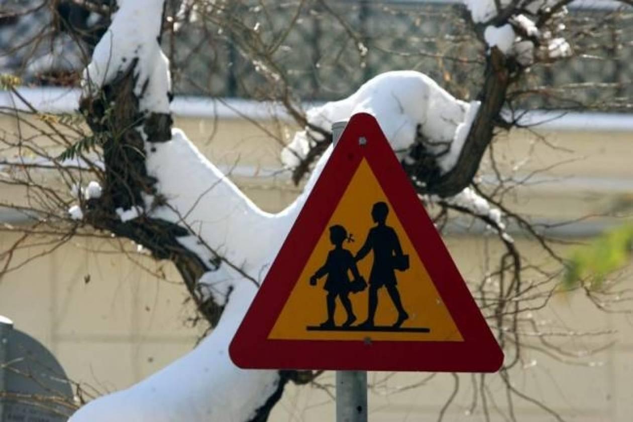 Κλειστά και την Τρίτη τα σχολεία σε Σουφλί, Διδυμότειχο και Ορεστιάδα