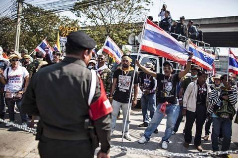 Ταϊλάνδη: Δύο τραυματίες από τα πυρά αγνώστου