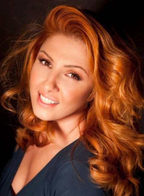 Η Έλενα Παπαρίζου προετοιμάζεται για Eurovision