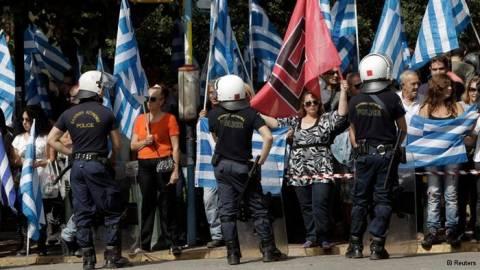 «Να αποτραπεί η διολίσθηση της Ελλάδας σε έναν σιωπηλό εμφύλιο»