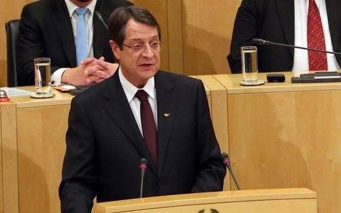 Αναστασιάδης: Αρση των περιορισμών στις Τράπεζες