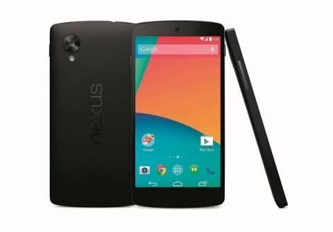 "Nexus 5. Το νέο 5"" smartphone από τη Google"