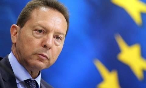 Στουρνάρας-Ρεν: Είναι ανάγκη να ολοκληρωθεί η τραπεζική ενοποίηση
