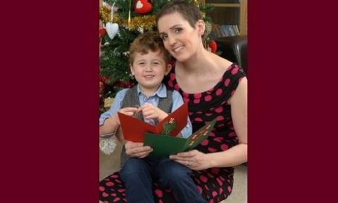Tα γράμματα αγάπης μιας μητέρας για τον γιο της, όταν η ίδια...