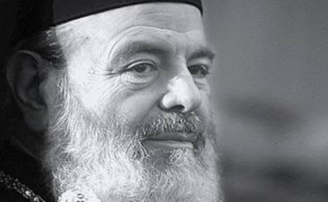Τα δάκρυα του αδελφού του μακαριστού Χριστόδουλου στο μνημόσυνο (pics)