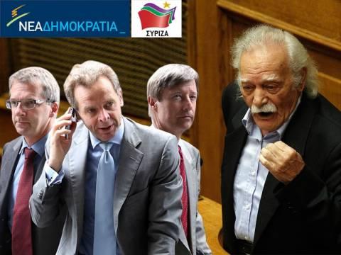 ΔΝΤ-Βρυξέλλες πιέζουν για συγκυβέρνηση ΝΔ-ΣΥΡΙΖΑ