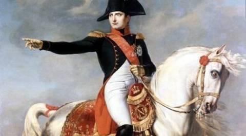 Σε δημοπρασία τα ρούχα του Ναπολέοντα