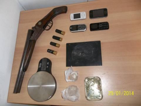Συλλήψεις για ναρκωτικά στην Ιστιαία
