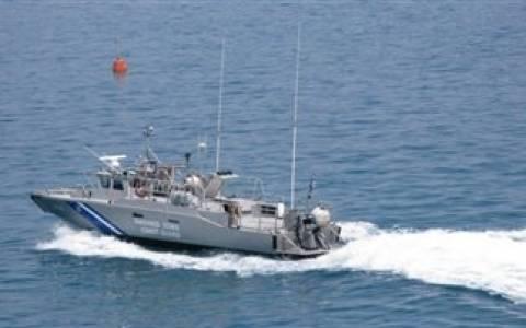 Πρόσκρουση πλοίου στα Ψαρά