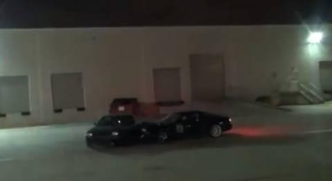 Διπλό drift, διπλό... fail (βίντεο)