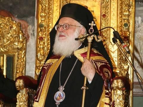 Επίτιμος διδάκτορας του Φόρντχαμ ο Αρχιεπίσκοπος Αναστάσιος