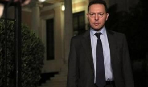 Αρνήθηκε ο Στουρνάρας να σχολιάσει τα περί κουρέματος του χρέους