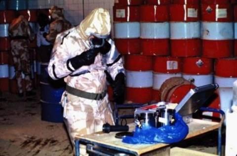 Ουάσινγκτον: Καθυστερεί  η Συρία να απομακρύνει τα χημικά όπλα της