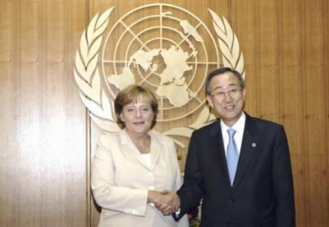 Ο ΟΗΕ καλεί το Βερολίνο να επιδείξει ηγετικές ικανότητες