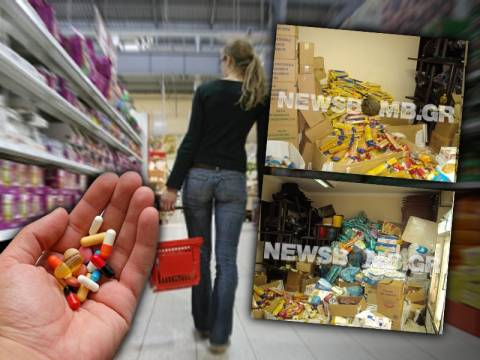Ιδού πώς θα αποθηκεύονται και τα φάρμακα στα σούπερ-μάρκετ