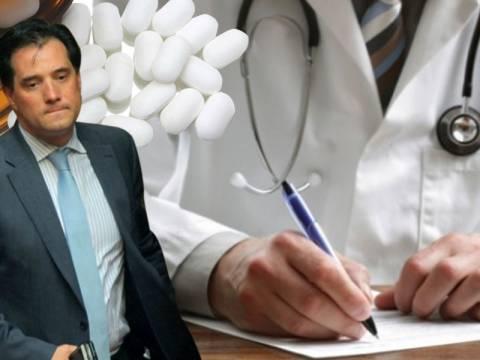 Άδωνις: Ή χωρίς φάρμακα ή... χωρίς φάρμακα