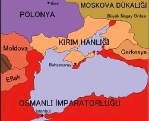 Οι Τούρκοι διεκδικούν την Κριμαία στη «διαλυόμενη» Ουκρανία
