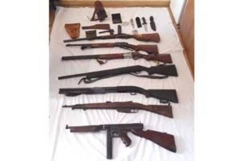 Συνελήφθησαν πέντε... ετοιμοπόλεμοι Ρεθυμνιώτες