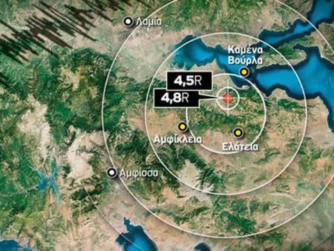 Σεισμός αισθητός στην Αττική