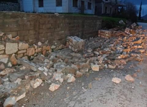 Κεφαλονιά: Προσωρινά μη κατοικήσιμο το 5% των κτιρίων