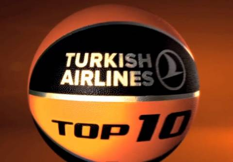 Euroleague Top 10 (video)
