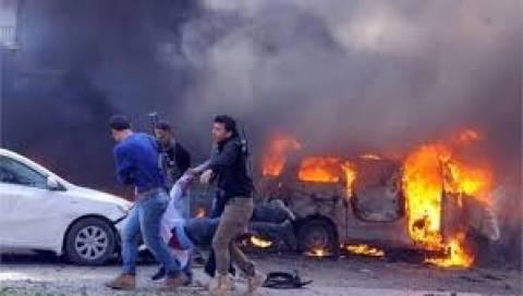 Λίβανος: Τρεις νεκροί από έκρηξη σε παγιδευμένο αυτοκίνητο