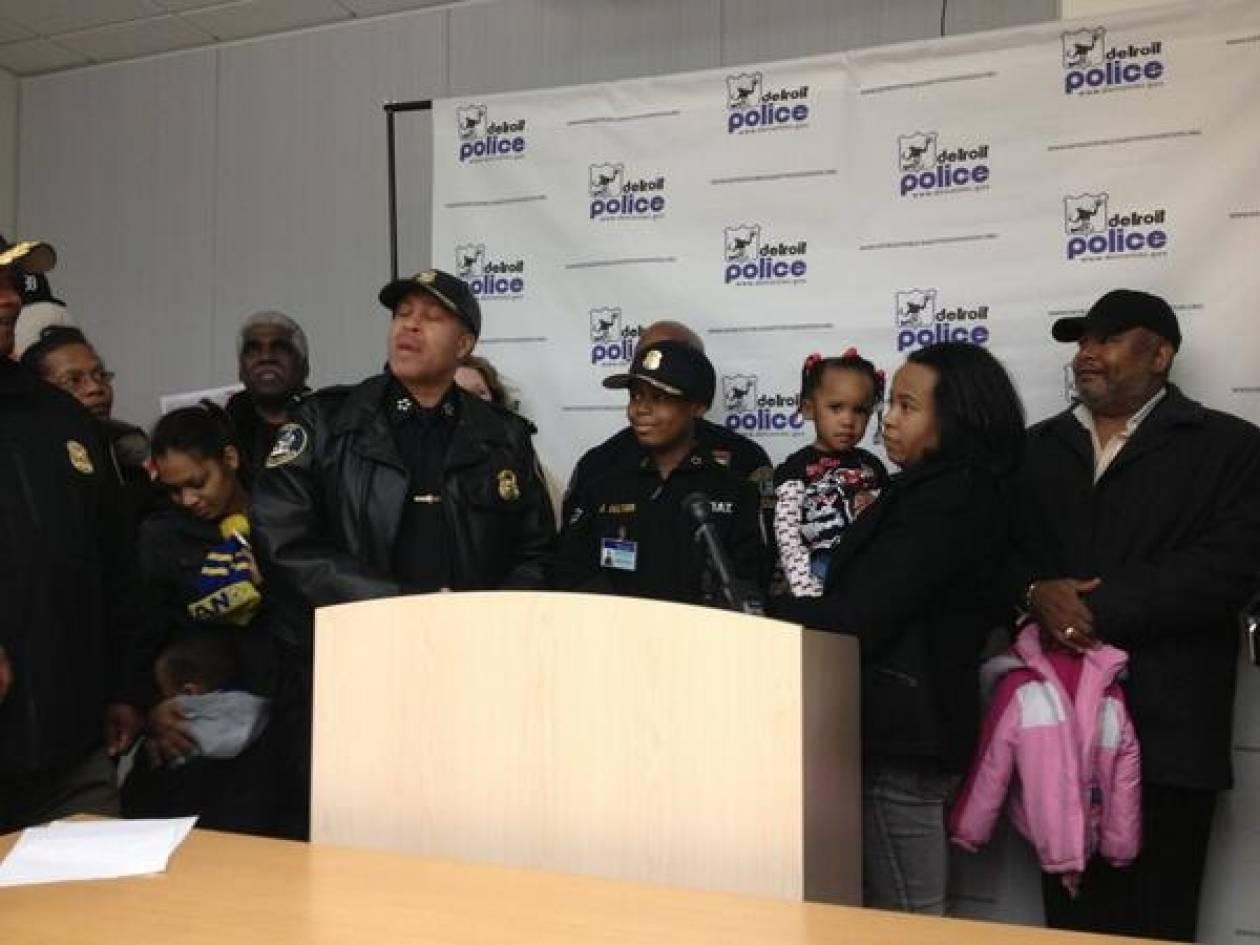 Ανήλικος καρκινοπαθής γίνεται για λίγο αρχηγός της αστυνομίας