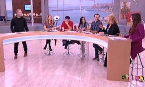 Ο Ουγγαρέζος «πρόδωσε» τη νέα εκπομπή που ετοιμάζει ο Κωστόπουλος