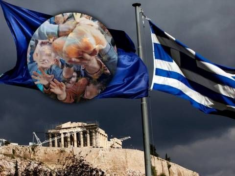 Σε ελεύθερη πτώση το εισόδημα των Ελλήνων