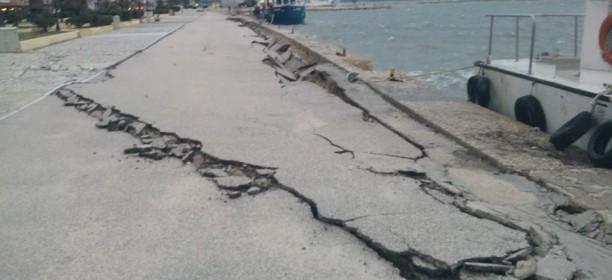 Κεφαλονιά: Βίντεο από τη στιγμή του νέου σεισμού