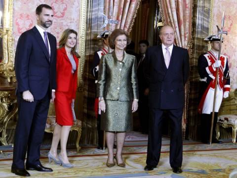 Ισπανία: «Δύσκολες εποχές» για τη βασιλική οικογένεια