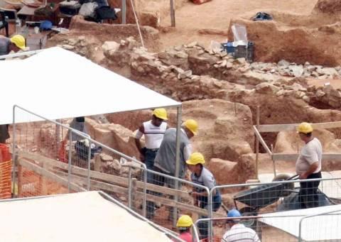 «Πράσινο φως» από το ΚΑΣ για τις ανασκαφές στον Κεραμεικό