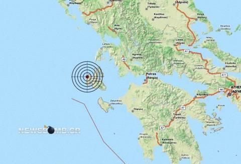 Σεισμός 4,2 Ρίχτερ στην Κεφαλονιά