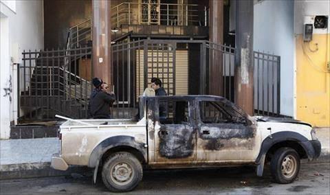 Λιβύη: Ένοπλοι επιτέθηκαν σε εγκαταστάσεις τηλεοπτικών δικτύων