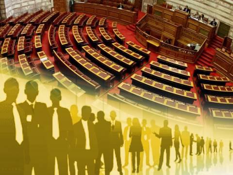 Πανευρωπαϊκό ρεκόρ σε υπαλλήλους Βουλής