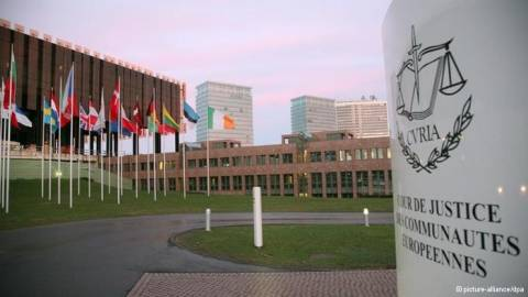 Στο Ευρωπαϊκό Δικαστήριο για πρώτη φορά η αγορά ομολόγων
