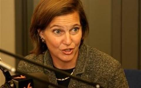 Αμερικανίδα υφ. Εξωτερικών: «Η Ευρωπαϊκή Ένωση να πάει να γ...» (vid)