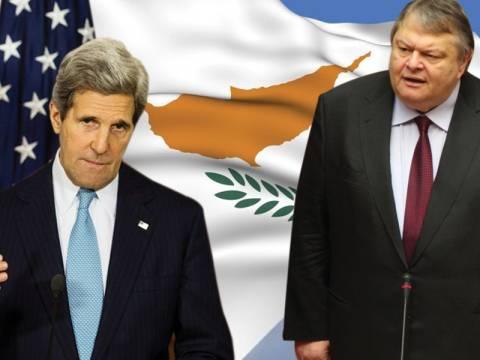 Αφόρητες πιέσεις των ΗΠΑ στην ελληνική κυβέρνηση για λύση στο Κυπριακό