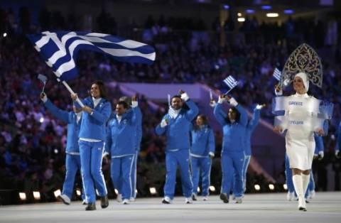 Άρχισαν οι Χειμερινοί Ολυμπιακοί Αγώνες του Σότσι (pics)