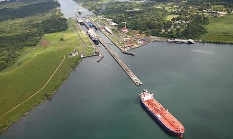 Ανέστειλαν τη διεύρυνση της Διώρυγας του Παναμά
