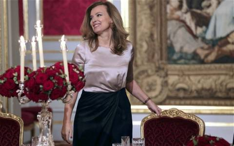 Πορνοσάιτ «χρυσώνει» την Τριερβελέρ: 500.000$ για να γίνει πρέσβειρα!