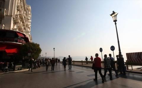 Θεσσαλονίκη: Πεζόδρομος για έξι ώρες η Λεωφόρος Νίκης