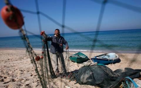 Γάζα: Σπάνιος θησαυρός στα δίχτυα ενός ψαρά (pics)