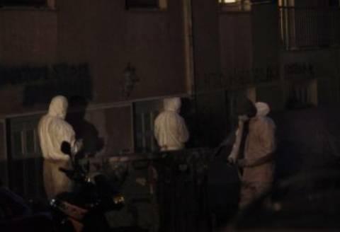 Πυροκροτητές και φυτίλι βρέθηκαν επιπλέον στη γιάφκα του Γκύζη