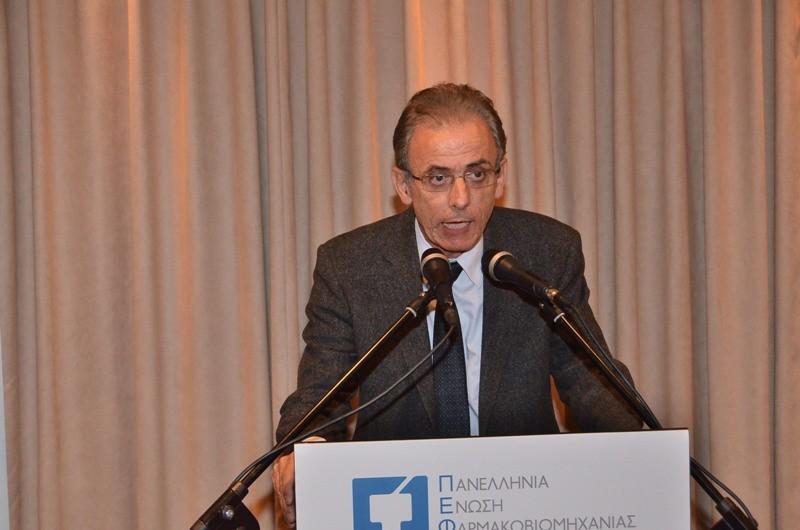 Ο «τυφώνας» Θ. Γιαννακόπουλος έβαλε στη θέση του τον Άδωνι