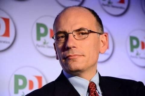 Ιταλικά ΜΜΕ: Από μια κλωστή κρέμεται η κυβέρνηση Λέτα